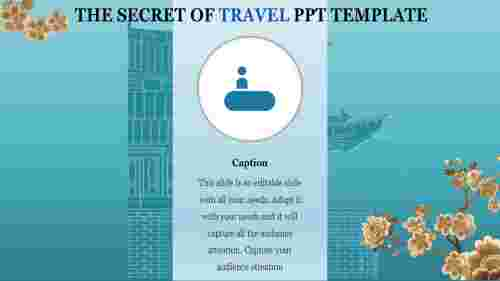 TravelPPTtemplatewithsomebackgroundpicture