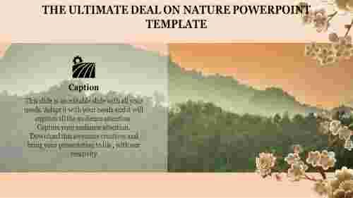 naturepowerpointtemplateofenvironment