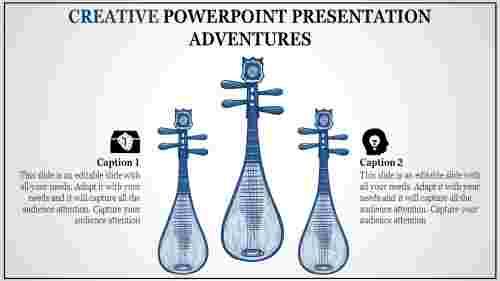 Laboratory creative powerpoint presentation