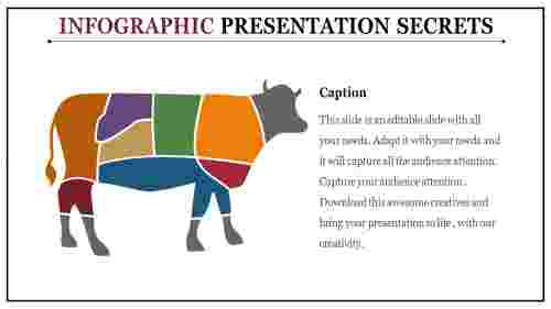 A one noded infographic presentation