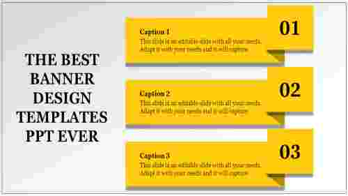 banner design templates ppt-The Best Banner Design Templates Ppt Ever-yellow
