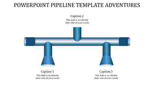 PowerPoint pipeline template tricks
