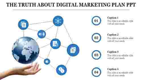 NetworkdigitalmarketingplanPPT