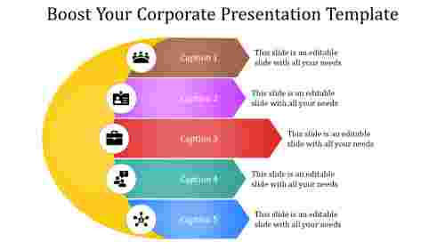 Corporatepresentationtemplate-arrowmodel