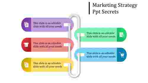 Infographic Marketing Strategy PPT