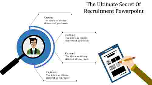 Analyzingrecruitmentpowerpointpresentation