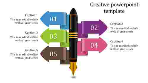 creative powerpoint template-creative powerpoint template-multicolor-5