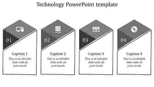 Afournodedtechnologypowerpointtemplate