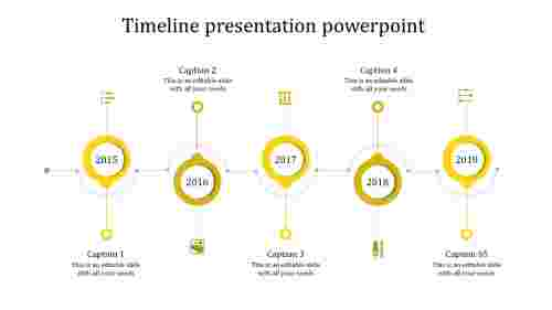 timeline presentation powerpoint-timeline presentation powerpoint-yellow-5