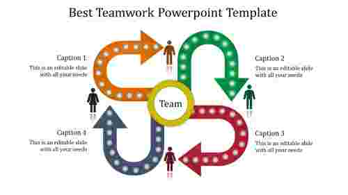 teamwork powerpoint template-Best Teamwork Powerpoint Template