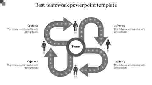 Best Teamwork PowerPoint Template