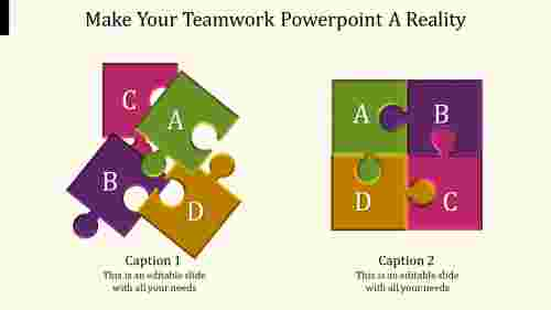 teamwork powerpoint-Make Your Teamwork Powerpoint A Reality