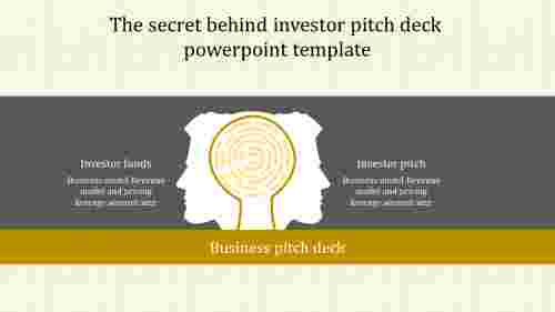 investor pitch deck powerpoint template-The Secret Behind Investor Pitch Deck Powerpoint Template