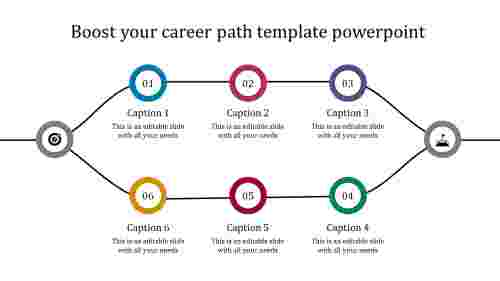 career path template powerpoint