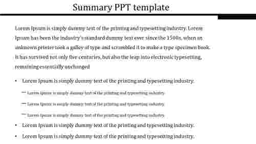 Our%20Predesigned%20Business%20Summary%20PPT%20Template