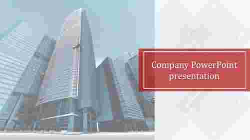Professional Company PowerPoint template