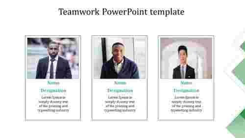 Top teamwork PowerPoint template