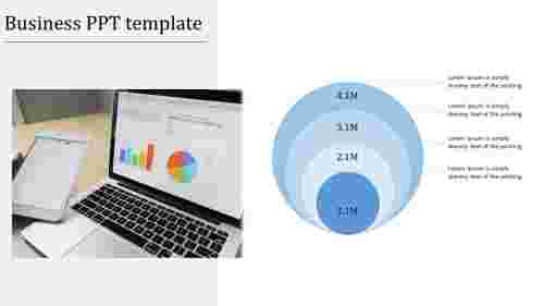 Market size business PPT templates
