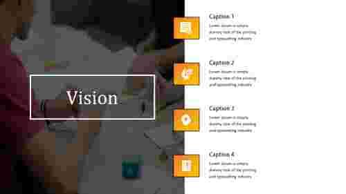 Companyvisionpowerpointslide
