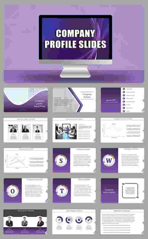 Corporate company profile powerpoint