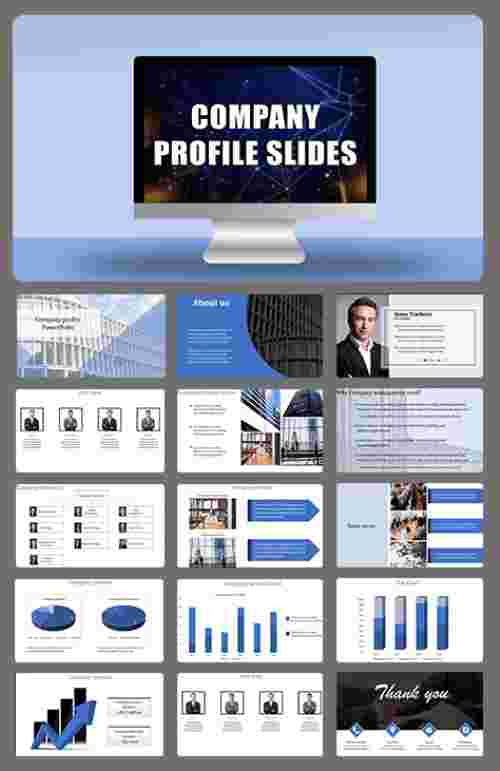 Good company profile PPT download