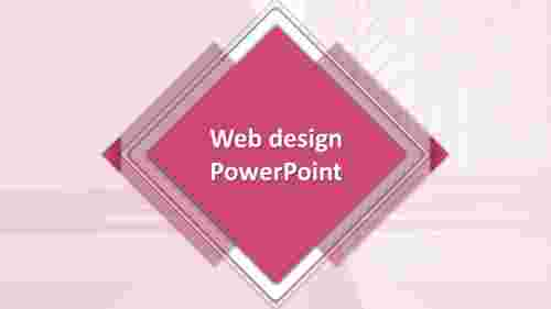 A one noded web design powerpoint