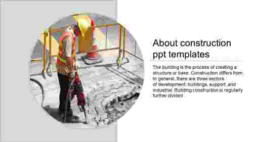 construction ppt templates