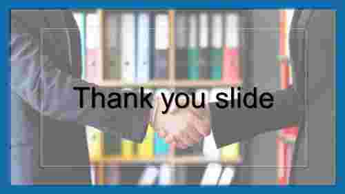 slide thank you powerpoint with background image