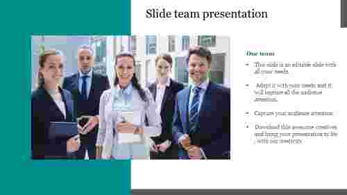 slide team presentation PowerPoint