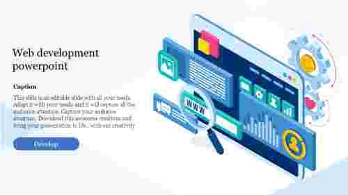 web development powerpoint PPT