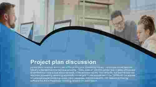 powerpoint project plan presentation