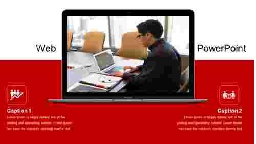 Developmentofwebpowerpointtemplate