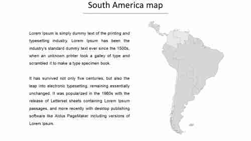 SouthamericaPPTtemplate
