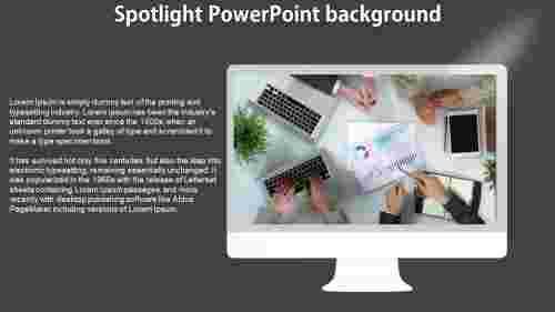 SpotlightPowerPointbackground-desktopmodel