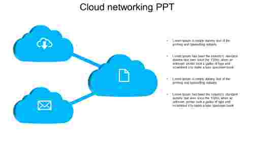 cloud networking PPT pesentation