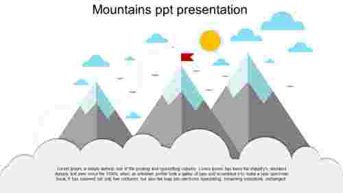 Best mountains PPT presentation