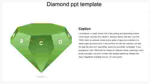 Diamond%20PPT%20template%20presentation%20for%20business