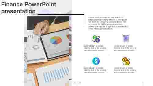finance powerpoint presentation for business