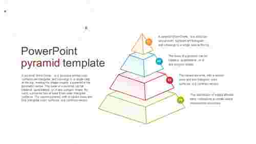 powerpoint pyramid template presentation