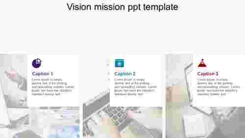 visionmissionPPTtemplateforcompany