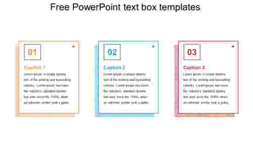 Free powerpoint text box templates