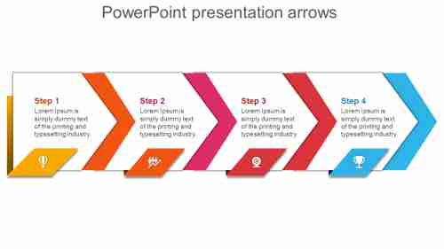 powerpoint presentation arrows