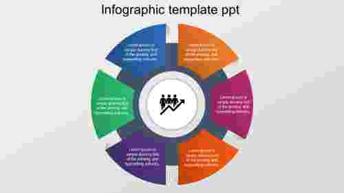 Awesome infographic template ppt