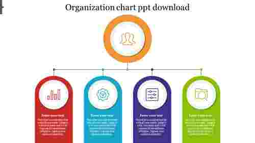 Organization Chart Template PowerPoint Model