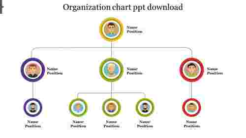 Organization chart ppt download