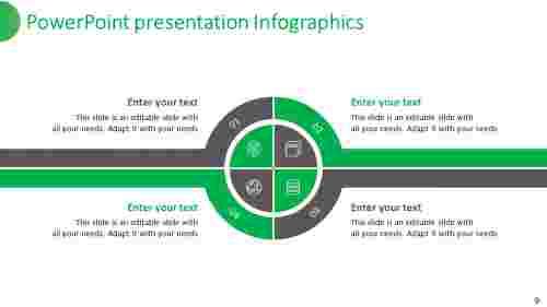 powerpoint presentation infographics design
