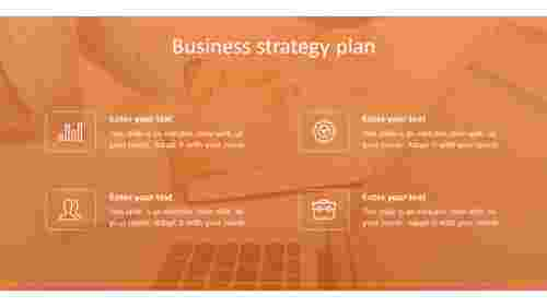 business strategic plan with background