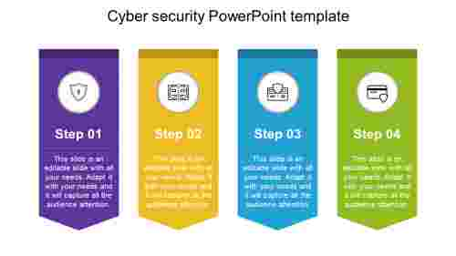 cyber%20security%20powerpoint%20template%20chevron%20model