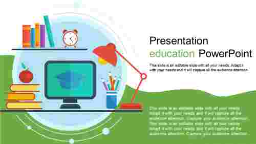presentation education powerpoint design