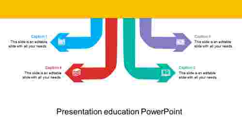 presentation education powerpoint slide
